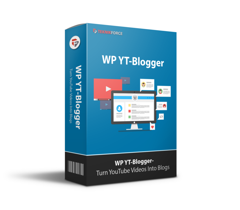 WP YT-Blogger