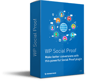 WP Social Proof