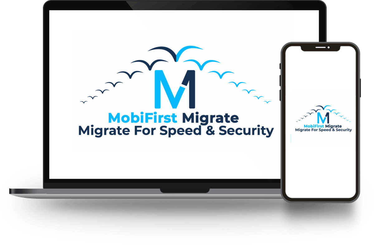 Mobi First - Get 2x faster Mobile-First sites than WordPress or Wix Site plus get special bonuses and training if you act today for a low price