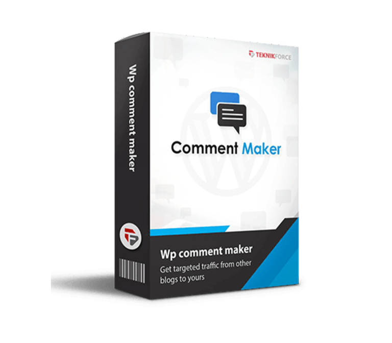 WP Comment maker